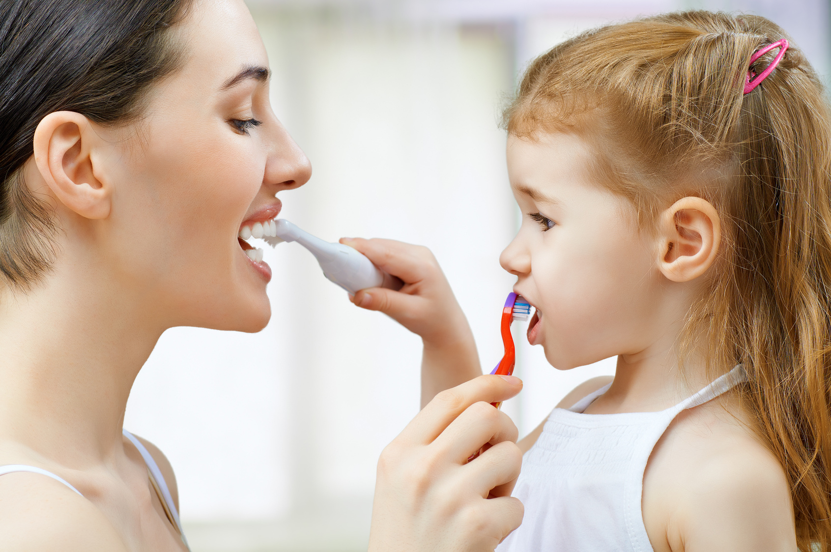 Hábitos de higiene infantil