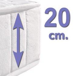 20 cm.